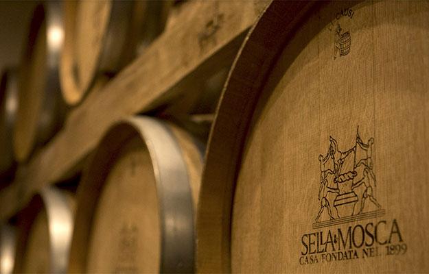 Sardj Sella and Mosca Wine